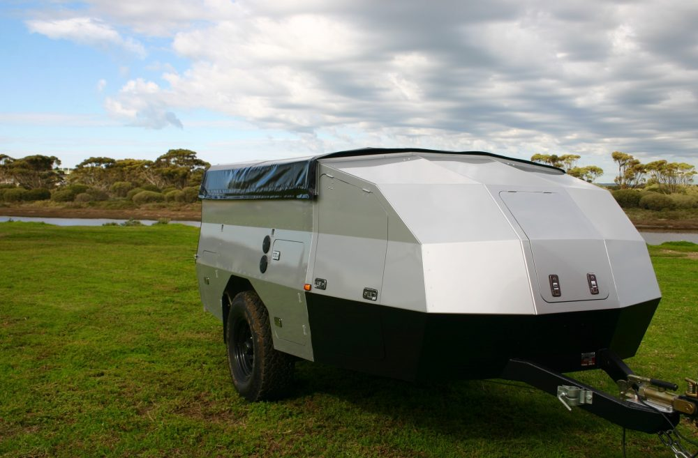 Exciting New Release – Conquest Camper Trailer